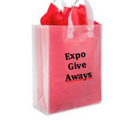 Expo Give Aways